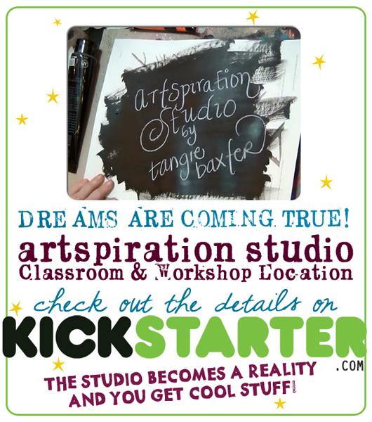 Tangie Baxter on Kickstarter