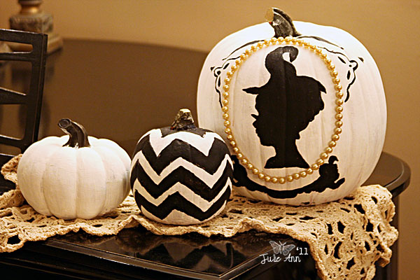 Saturdays Are Fun Diy Designer Pumpkins Hybrid Style