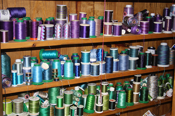 Sewing 101: Threads, Tangie Baxter's blog