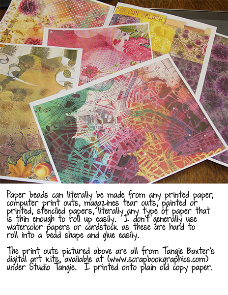 Art Travels with Rain for Tangie Baxter's blog