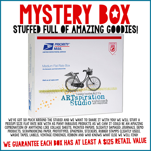 Mystery Box by Studio Tangie & Artspiration Studio